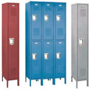 Penco 6111R1-806-SU Vanguard Locker Recessed Single Tier  12x12x60 1 Door Assembled Marine Blue