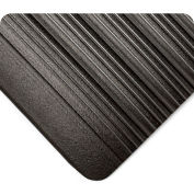 Wearwell® Deluxe Tuf Sponge Anti Fatigue Mat 5/8' Thick 3' x 60' Black