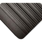 "Wearwell® Deluxe Tuf Sponge Anti Fatigue Mat 5/8"" Thick 2' x 60' Black"