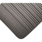 Wearwell® Deluxe Tuf Sponge Anti Fatigue Mat 5/8' Thick 3' x 60' Gray