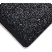 """Wearwell® Deluxe Soft Step Anti Fatigue Mat 5/8"""" Thick 2' x 60' Black"""