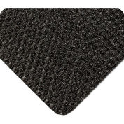 """Wearwell® Kushion Walk Unslotted Runner with GRITSHIELD 3/8"""" Thick 2' x 60' Black"""