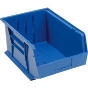 Bac de rangement suspendu empilableQUS255 11 x 16 x 8 bleu, qté par paquet : 4