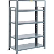 "Little Giant® 5SH-A-2460-72 Heavy-Duty Adjustable Steel Shelving, 24"" x 60"", 5 Shelves"