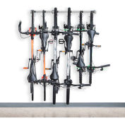 6 vélos de stockage