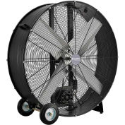 "Global Industrial™ 42"" Direct Drive Portable Drum Blower Fan, 17600 CFM, 1 HP"
