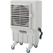 "20"" Evaporative Cooler - Direct Drive - 3 Speed - 15.8 Gal. Cap. - 120V"