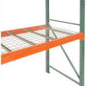 "Global Industrial™ Pallet Rack Wire Decking, 52""W x 42""D (2700 lbs cap) Gray"