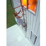 ResQLadder® 12 Foot Emergency Escape Ladder with Sleeves - FL12SL