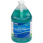 Nettoyant et dégraissant polyvalentGlobal Industrial™, caisse de quatre bouteilles de1 gallon