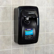 Distributeur manuel Industrial™ global pour savon mousse/désinfectant - noir