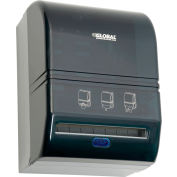 "Global Industrial™ Automatic Paper Towel Dispenser For 8"" Rolls, Smoke Gray"