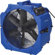 Global Industrial™ Axial Air Mover, 2 Speed, 1/2 HP, 1550 CFM