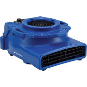 Global Industrial™ Low Profile Air Mover, Variable Speed, 1/4 HP, 1200 CFM