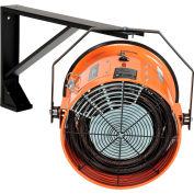 Global Industriel® Chauffage électrique à salamandre, thermostat réglable, 208V, 3 phases, 15000 Watt