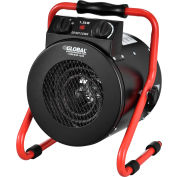 Global Industrial™ Portable Electric Garage Space Heater 1500 watts 120V