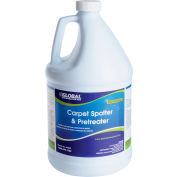 Global Industrial™ Carpet Spotter - Pretreater - Cas de quatre bouteilles de 1 gallons