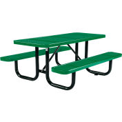 Benches Amp Picnic Tables Picnic Tables Steel Global