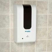 Global Industrial™ désinfectant automatique pour les mains/distributeur de savon liquide, capacité de 1200 ml