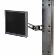Flat Panel Monitor Arm - noir