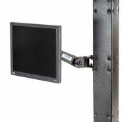 Global Industrial™ Flat Panel Monitor Arm - Black