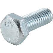 "Global Industrial Hex Head Cap Screw HHCS037100eg, 3/8-16"" X 1"" - Pkg Qty 25"