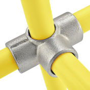 """Global Industrial™ Pipe Fitting - Side Outlet Tee 1-1/4"""" Dia."""