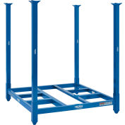 """Global Industrial™ Portable Stack Rack 48""""W X 42""""D X 36""""H"""