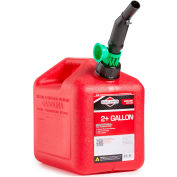 Briggs & Stratton SMART FILL 2 Gallon Gas Can, 85023