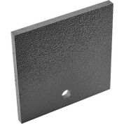 80/20 2613 - 54X103 ABS Haircell Panel, Lisse, Noir