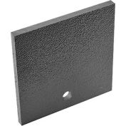 80/20 2614 -48X96 ABS Haircell Panel, Lisse, Noir