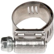 "Hex Screw Aero Seal Clamp - 5-5/8"" Min - 8-1/2"" Max  - 10 Pack"