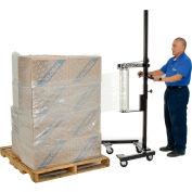 """Highlight Industries Mobile Full Web Stretch Wrap Dispenser For 10""""-72""""W Roll, 4000 Lb. Capacity"""
