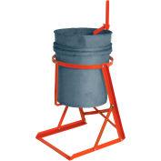 Wesco® seau benne 273108 70 lb capacité