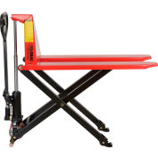 Global Industrial™ Manuel High-Lift Skid Jack Truck 2200 Lb. Capacité - 20,5 x 45 Fourches