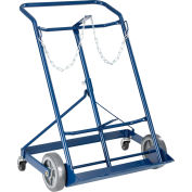 Global Industrial™ Twin Cylinder Hand Truck - 500 Lb. Capacity
