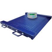 "Adam Equipment PTM500-GK Digital Platform Scale W/ Indicator 1110 x 0.2lb 31-1/2 x 29-7/8"" Plat."