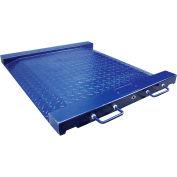 """Adam Equipment PTM 500 Drum Scale 33"""" x 31"""" 1000 Lb x 0.2 Lb Platform Only"""