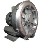 Atlantic Blowers Regenerative Blower AB-100, 3 Phase, 1 Stage, 0.67 HP