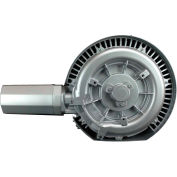 Atlantic Blowers Regenerative Blower AB-402, 3 Phase, 2 Stage, 3.5 HP