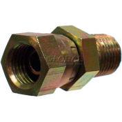 "Apache Hydraulic Adapter 39004250, 3/8"" Male Pipe X 1/4"" Female Pipe Swivel"