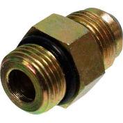 "Apache Hydraulic Connector 39036845, 1/2"" Male JIC X 1/2 Male O-Ring"