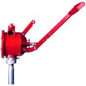 La pompe Double diaphragme levier pompe DD-10 avec télescopique Tube d'aspiration