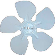 "Acme Miami Aluminum Fan Blade 31205-12p - 12"" Cw 5/16"" Bore-Hub Discharge - Pkg Qty 12"