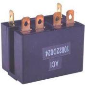Faire progresser SPST N° DM, bobine 12 v c.a., 100 série, relais à partir du moteur, contrôles 111716