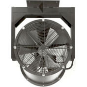 "Americraft 24"" EXP Alum Propeller Fan W/ 1 Way Swivel Yoke 24DAL-1/31Y-3-EXP-1/3 HP 5300 CFM"