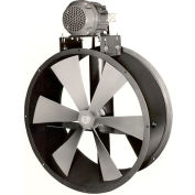 "24"" Explosion Proof Dry Environment Duct Fan - 1 Phase 1-1/2 HP"