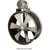"""24"""" Totally Enclosed Dry Environment Duct Fan - 1 Phase 1-1/2 HP"""