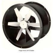 """12"""" totalement fermée entraînement Direct Duct Fan - 1 Phase 1/4 HP"""
