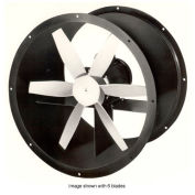 """34"""" Totally Enclosed Direct Drive Duct Fan - 3 Phase 2 HP"""
